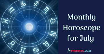 Monthly Horoscope for July