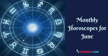 Monthly Horoscope for June
