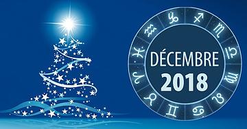 Horoscope décembre 2018 - fins et nouveautés pour tous les signes!