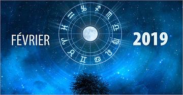 Horoscope février 2019 - transformation majeure pour tous les signes!