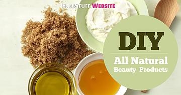 DIY All Natural Beauty Products