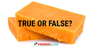 TRIVIA: True or False?