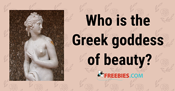 TRIVIA: Who is the Greek goddess of beauty?