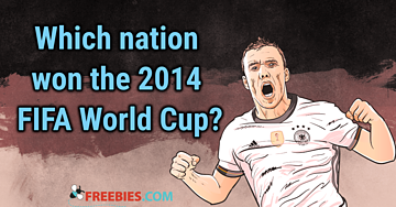 TRIVIA: Which nation won the 2014 FIFA World Cup?