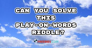 cloud riddle