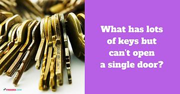 key riddle