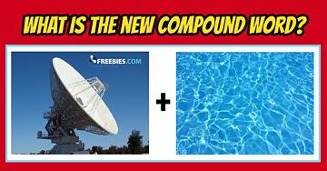 RIDDLE: Can you figure out the compound word?