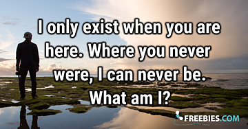 RIDDLE: What am I?