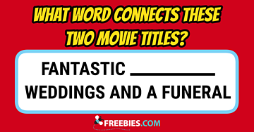 RIDDLE: Link These Movies