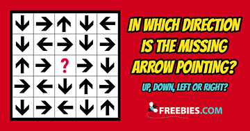 RIDDLE: Which direction?