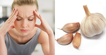 How Garlic Reduces Stress, Chocolate Reduces Bad Cholesterol, Ginger Reduces