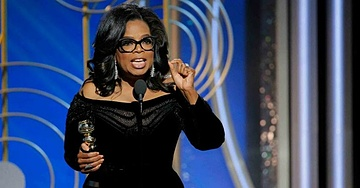 Oprah Left Everyone In Tears After Her Golden Globes Speech