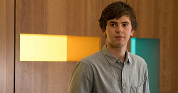 "People Just Figured Out Where They Know ""The Good Doctor"" From And They're Freaking Out"