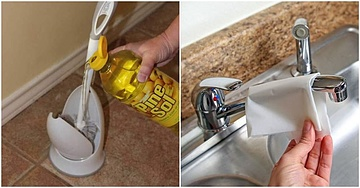 21 Cleaning Hacks That Will Transform Your Home