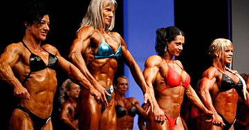 Are Women Who Have Muscular Bodies More Attractive Than Ones With Slimmer Physiques?