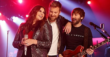 Lady Antebellum Singer Reveals Photos And Names Of Twin Daughters