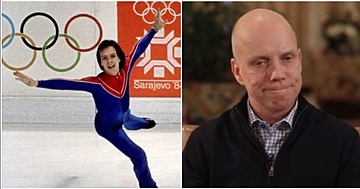 Olympian Scott Hamilton Updates Fans About His Lifelong Cancer Battle