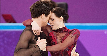 Did Anyone Else Have A Heart Attack Watching Tessa And Scott Win Gold?