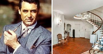 Take A Peek Inside Cary Grant's Lavish Beachfront House