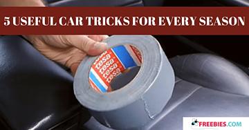 useful car tricks
