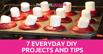 7 Everyday DIY Projects and Tips