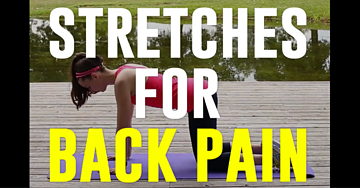 4 Helpful Stretches for Back Pain