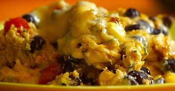 Cheesy Tex Mex Cauli-Rice