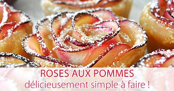 Dessert aux pommes – impressionnant et simple à faire