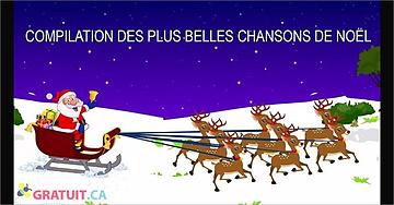 Compilation de chansons de Noël pour enfants