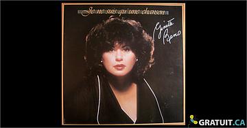 video musique Ginette Reno Je ne suis quune chanson TV 1980