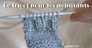 Super tutoriel de tricot pour les débutantes
