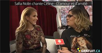 Safia Nolin chante Céline - D'amour et d'amitié