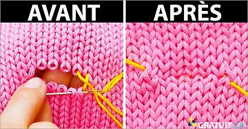 Des astuces de couture vraiment simples et géniales!