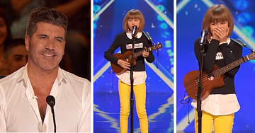 See Why Simon Thinks She'll Be The Next Taylor Swift!