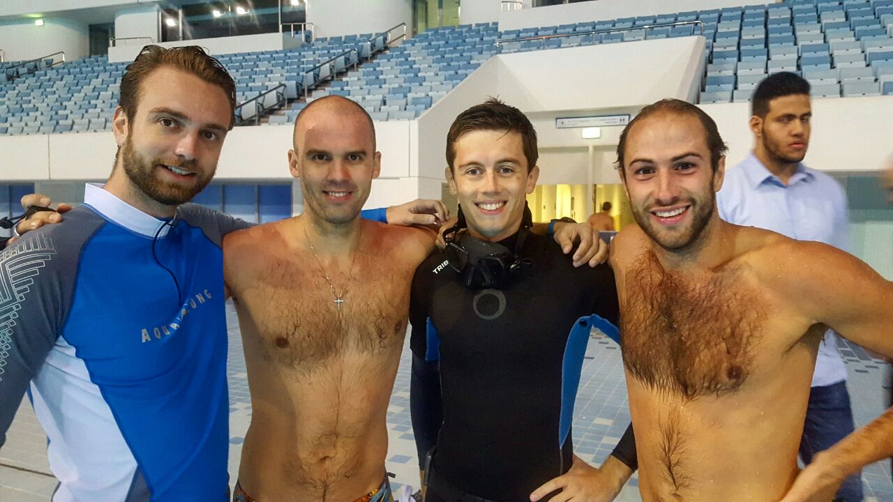 Molchanov Workshop - Freediving in United Arab Emirates. Courses, Certificates and Equipment