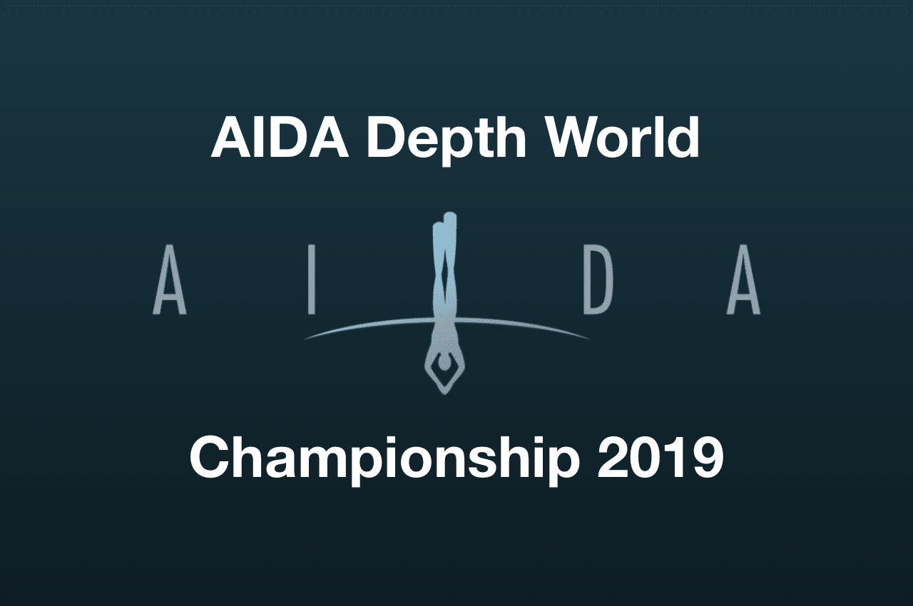 The Results of AIDA Depth World Championship 2019 - Freediving in United Arab Emirates. Courses, Certificates and Equipment