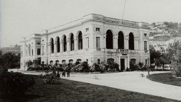 Stazione Zoologica: The first marine laboratory