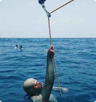 Freediving Depth Training