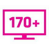 170 channels
