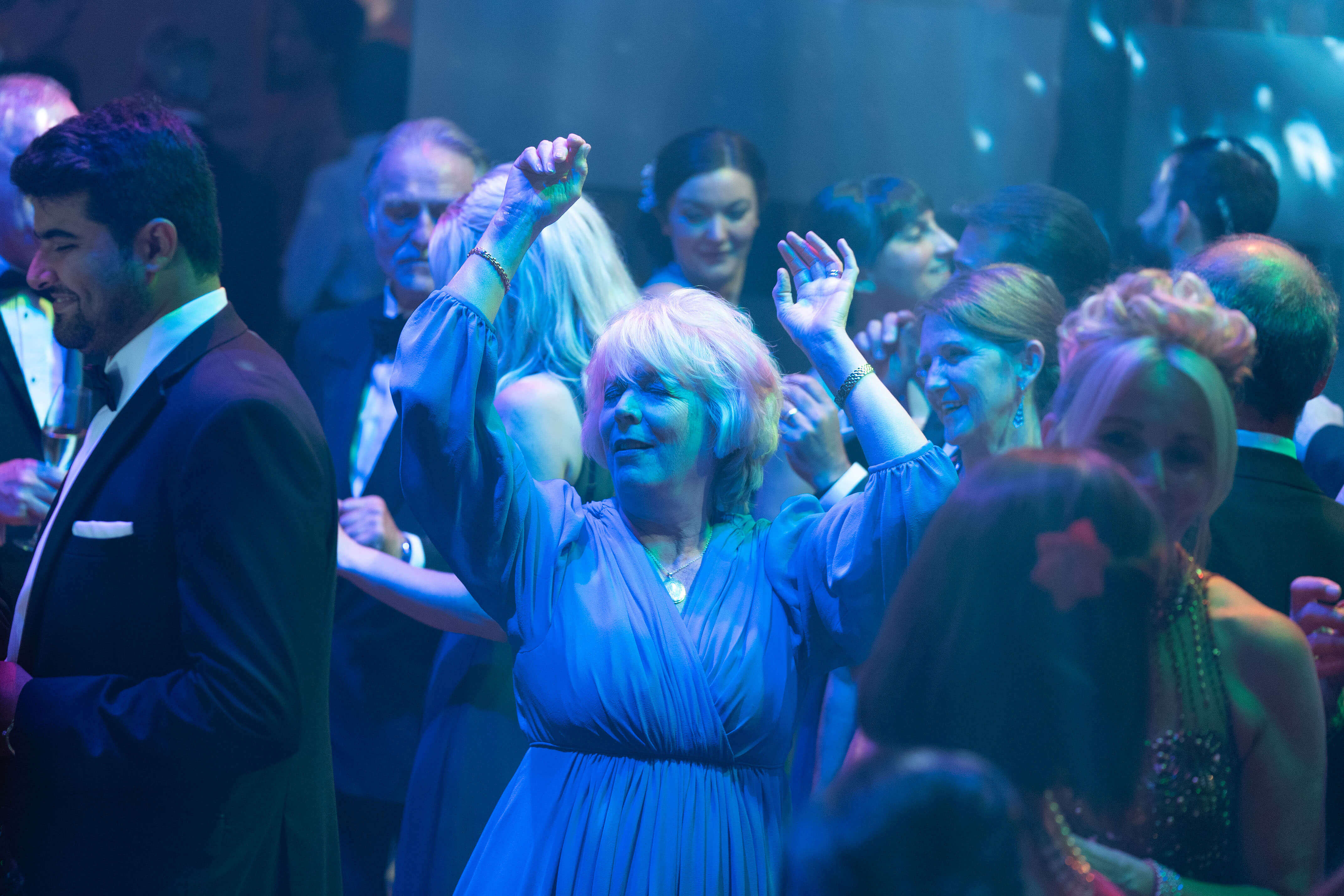Alison Steadman dancing in Life