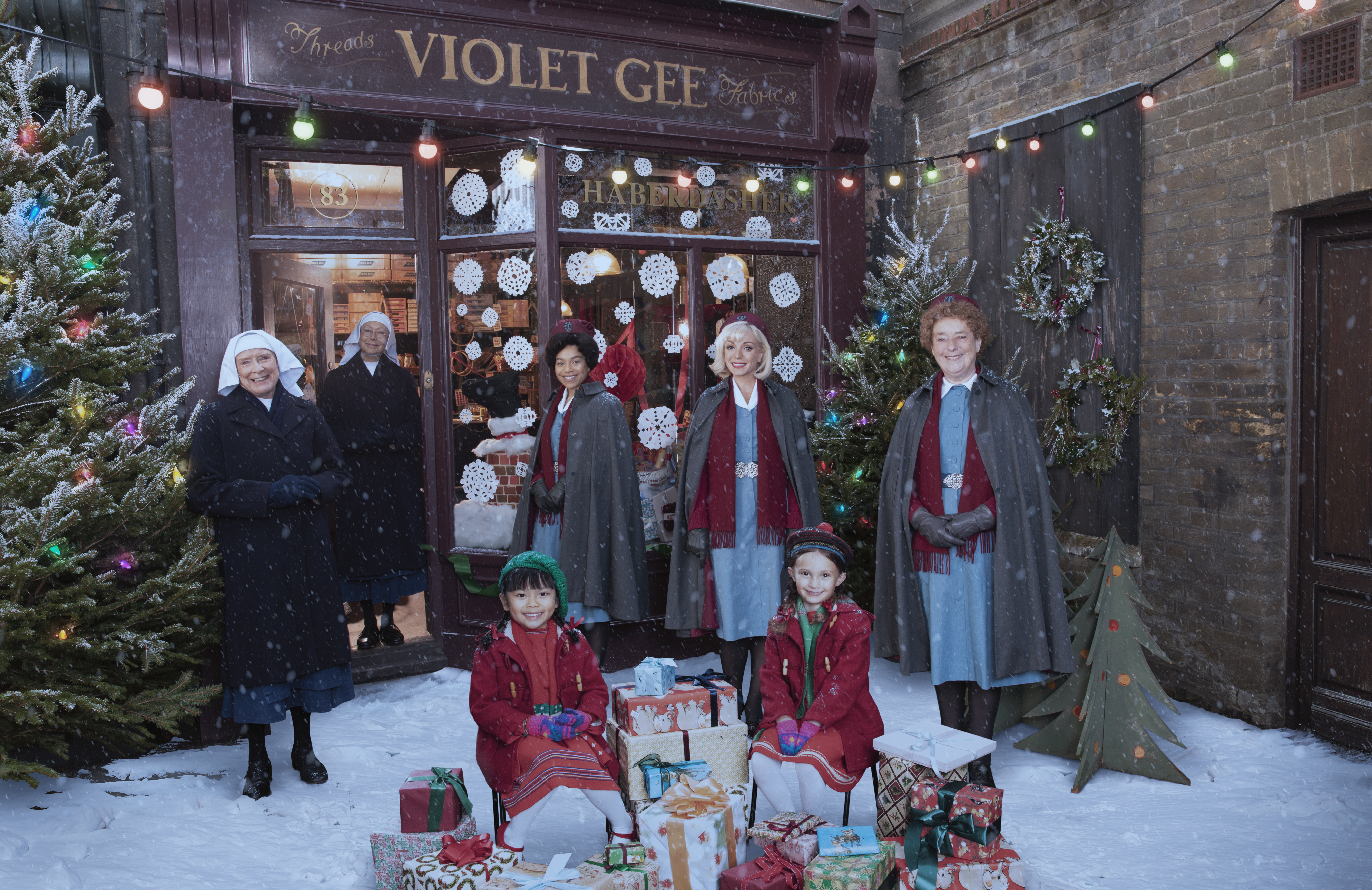 call the midwife christmas special 2020