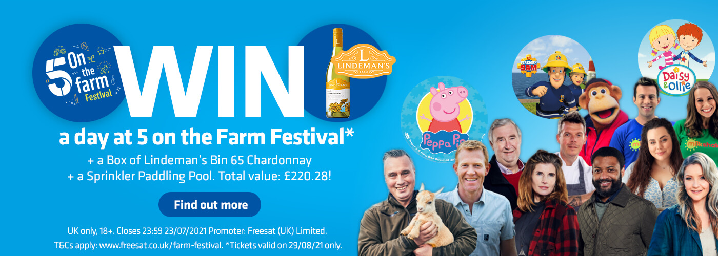 5 on the farm festival competition