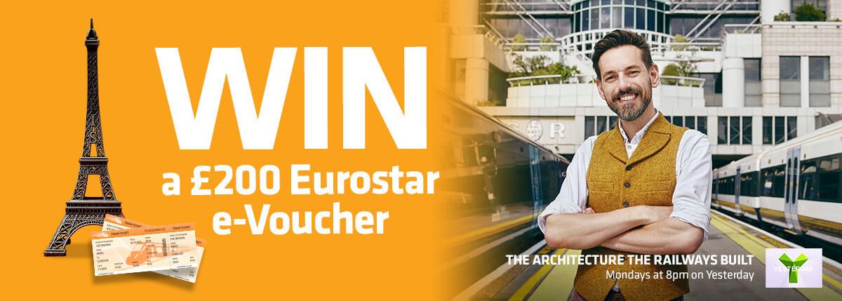 eurostar competition banner