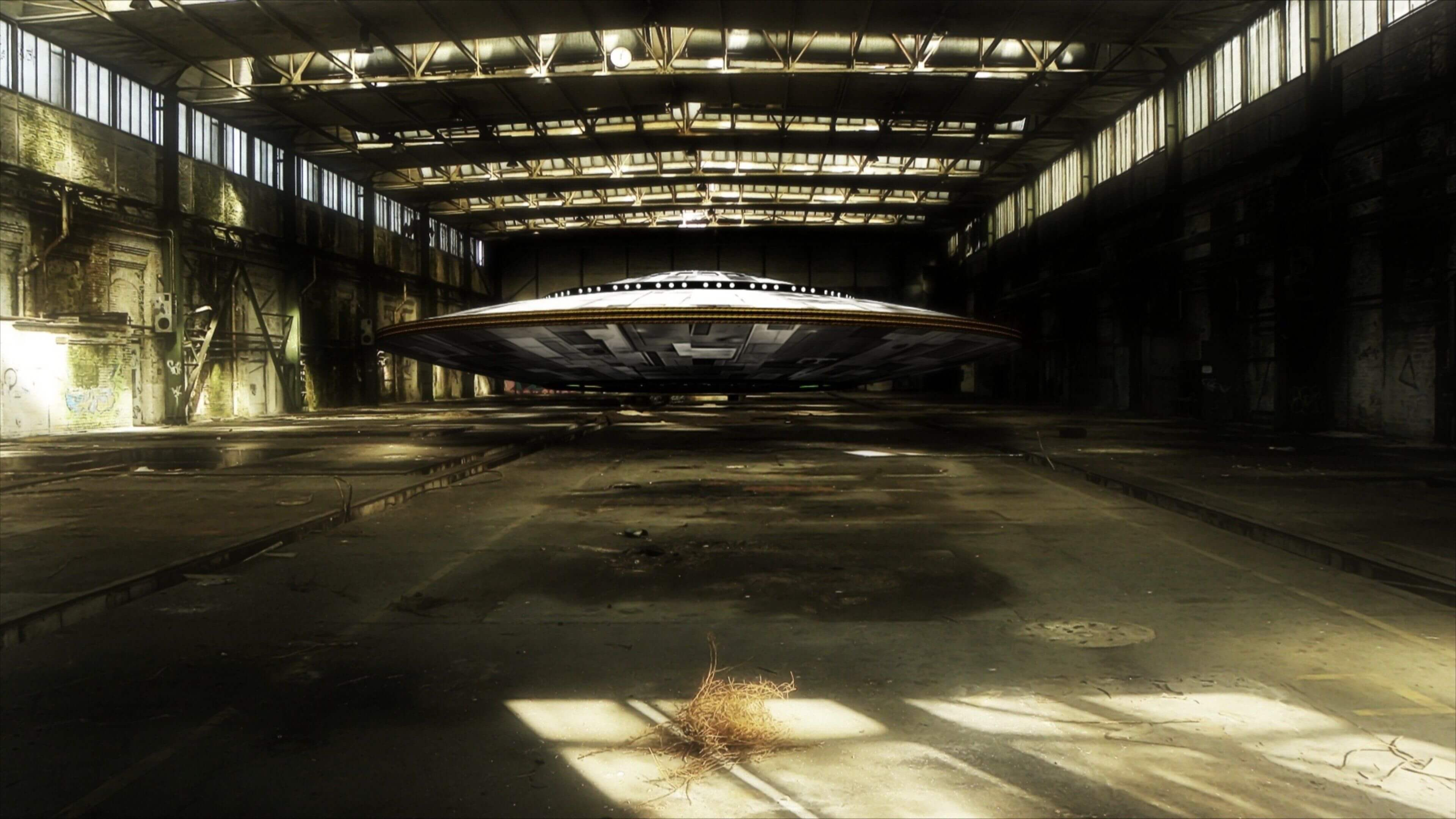 aliens at the pentagon ufo