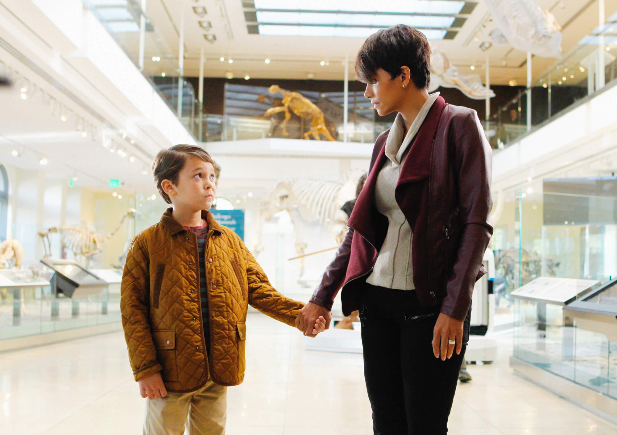 molly woods and ethan in extant