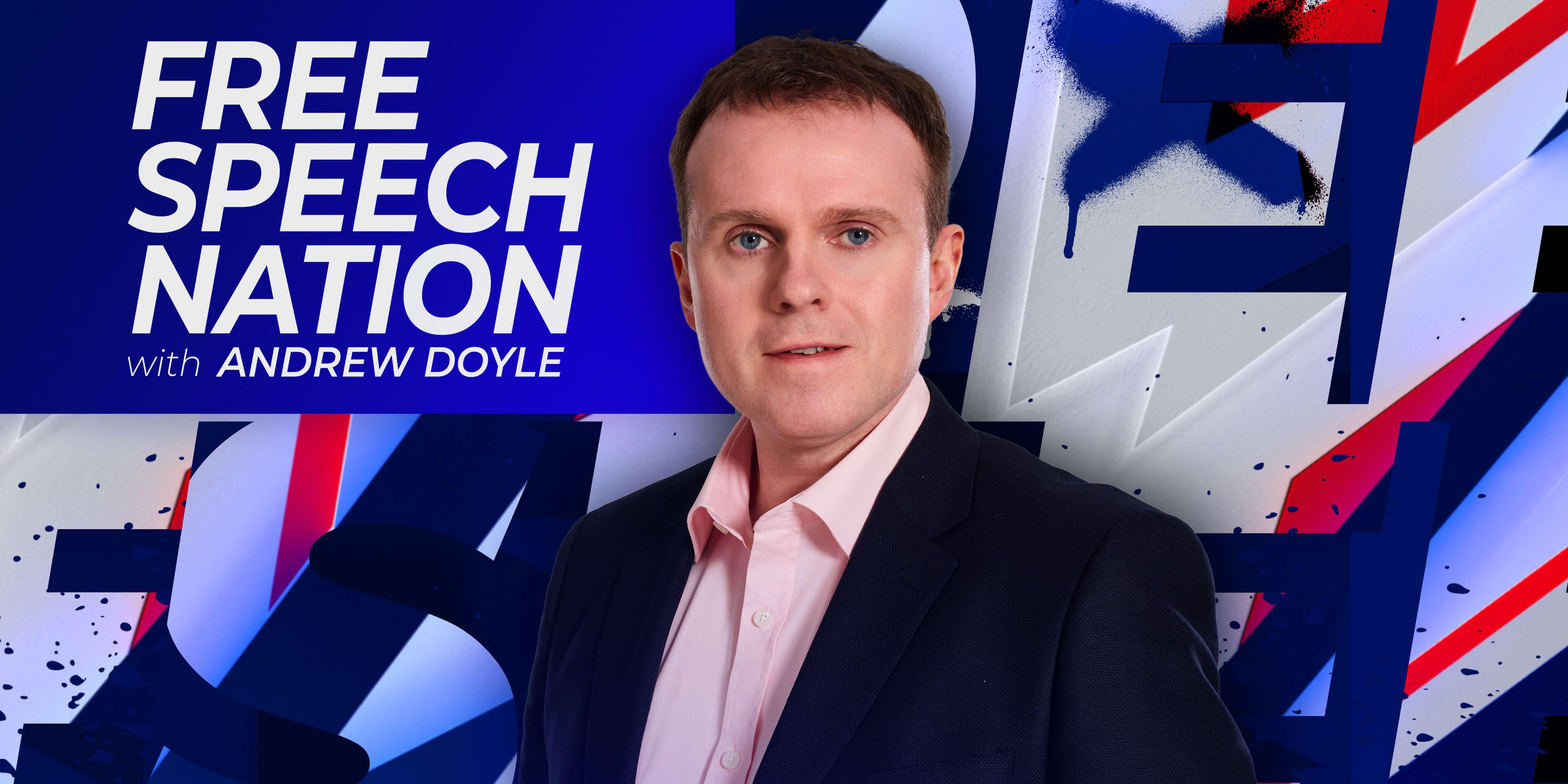andrew doyle free speech nation