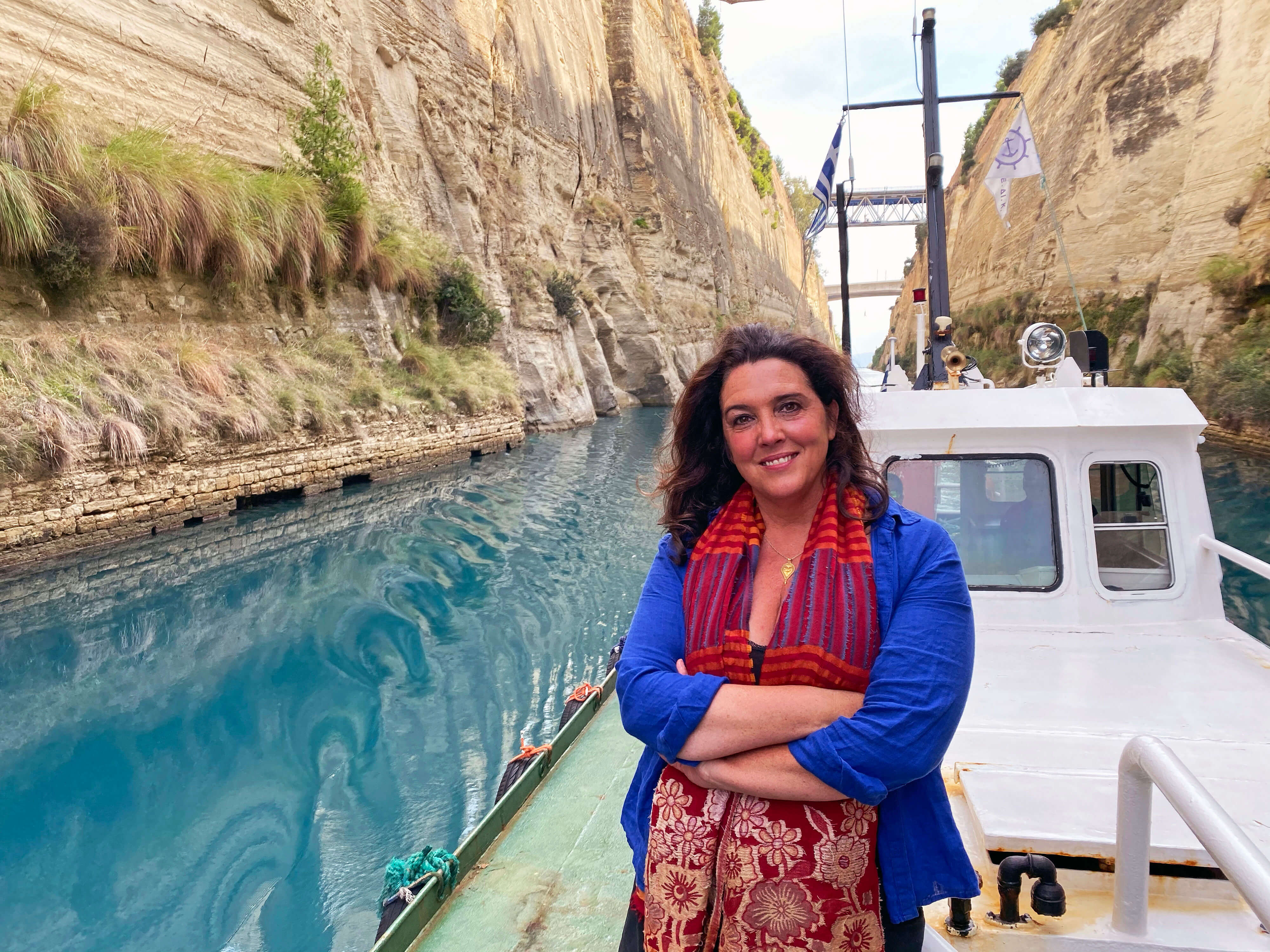 greek odyssey with bettany hughes