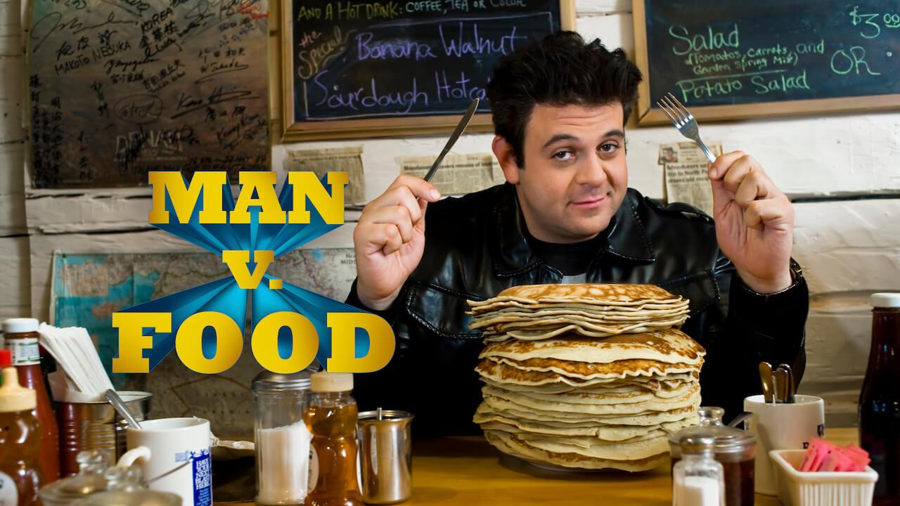 best of man v food
