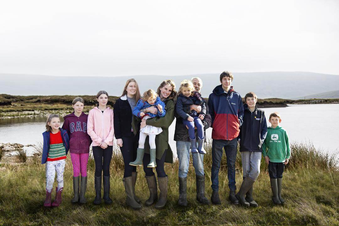 our yorkshire farm owen family