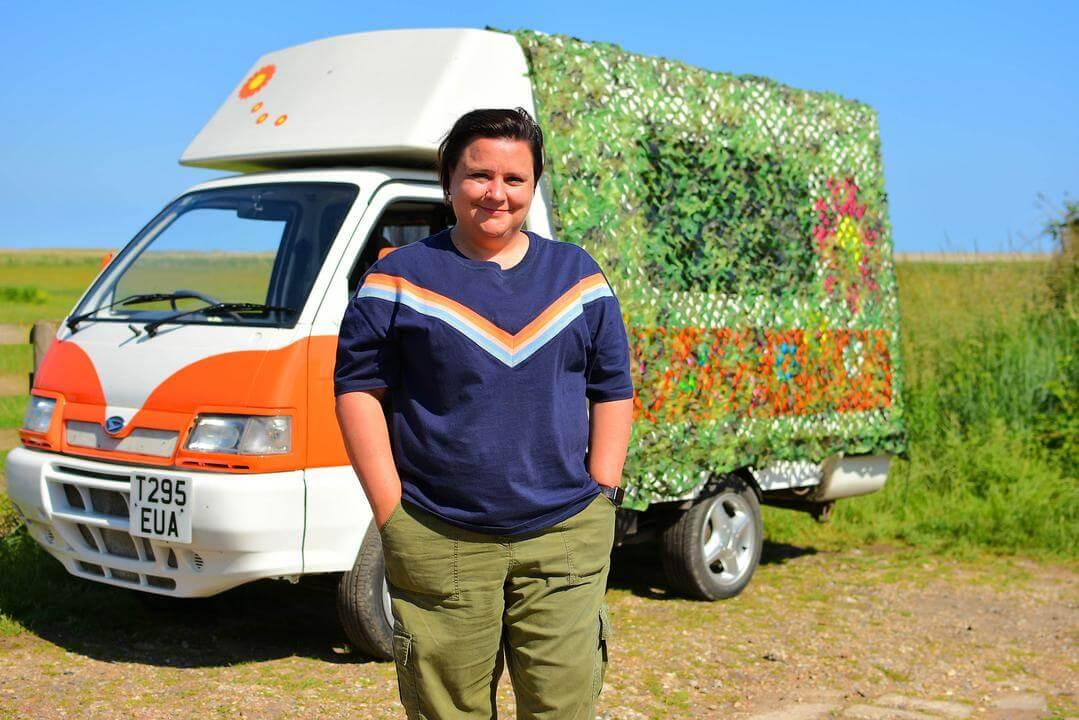 susan calmans grand day out vintage camper van
